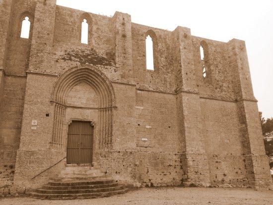 Gigean, Fransa: abbaye saint félix de montceau