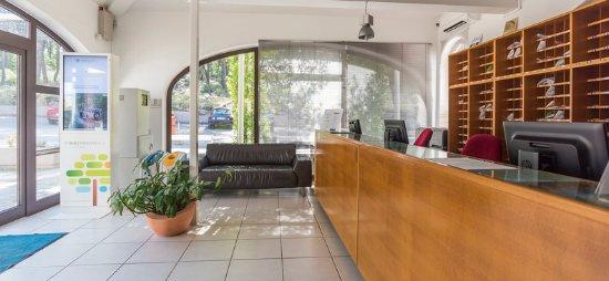 Kanegra Apartments: Reception @Kanegra bungalows