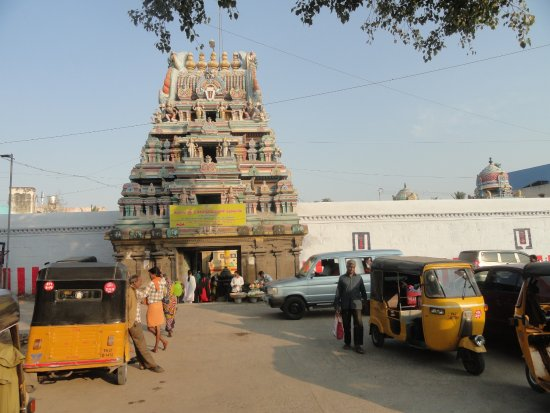 Beautiful Vishnu temple in Kanchipuram - Reviews, Photos - Sri