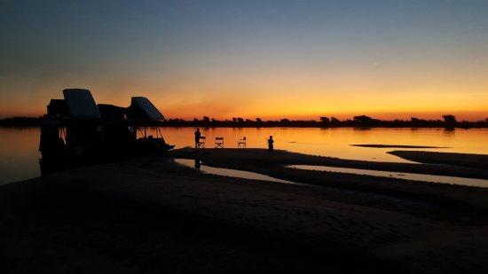 Katima Mulilo, Namibia: Golden Ponds Zambezi