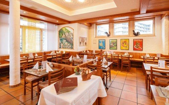 Sommerau Ticino Dietikon Restaurant