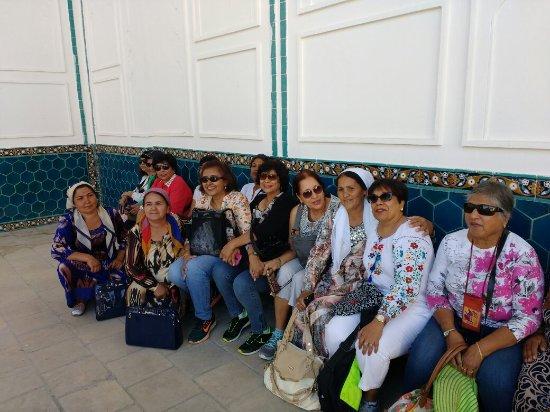 Bakhautdin Naqsband Mausoleum: Holy place