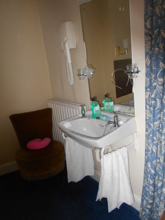 Wash Basin In The Bedroom Picture Of Ambassador Hotel