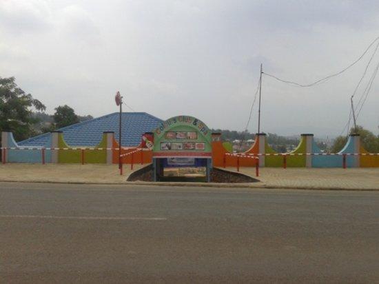 COLOURS CLUB & SPA - Prices & Hostel Reviews (Kigali, Rwanda