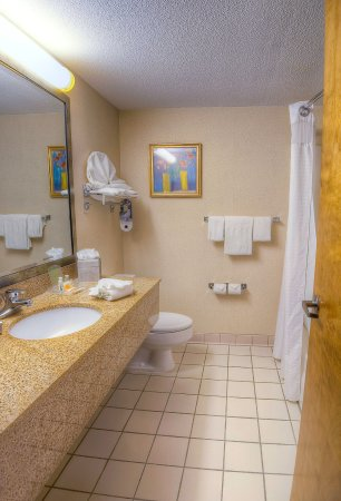 Boxborough, Μασαχουσέτη: Guest Bathroom