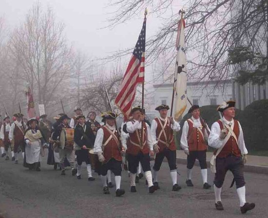 Boxborough, MA: Minutemen Parade