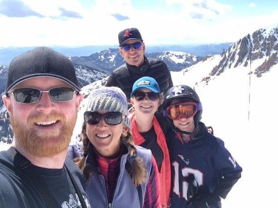 Snowbird, Utah: Top of Snowbird