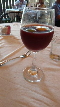 Pleasant Mount, PA: Homemade Sangria! :) Yumm!