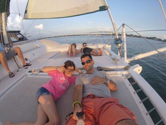 Kathleen D Sailing Catamaran Day Sails: photo2.jpg