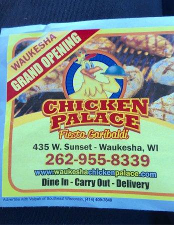 Waukesha, WI: Enjoyed meaty burritos at Grand Opening in July 2016