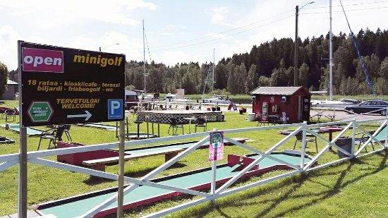 Porvoon Minigolfkeskus