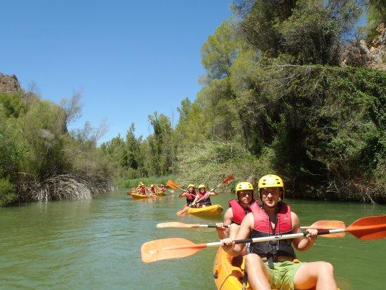 Yeste, Spagna: Descenso Río Segura