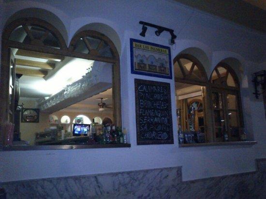 Nueva Carteya, España: Fachada Bar