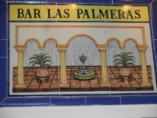 Nueva Carteya, España: Azulejos
