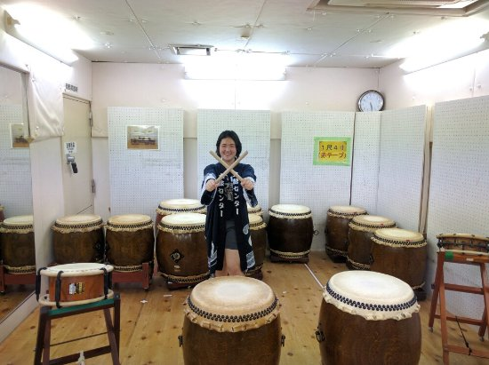 Taiko Center Kyoto Studio
