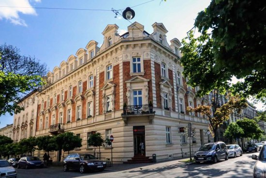 Czapskich Apartments
