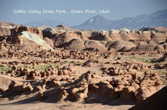 Goblin Valley State Park Foto