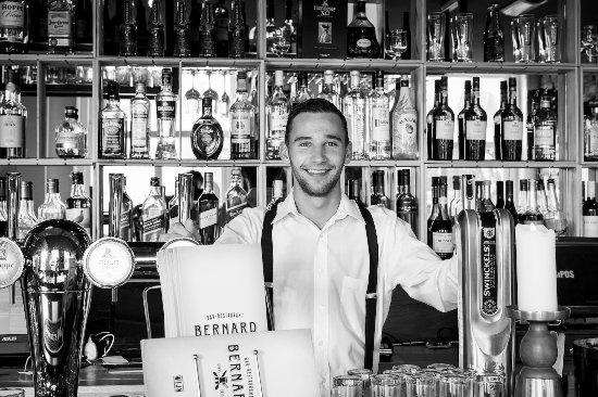 Voorburg, Paesi Bassi: restaurant Bernard