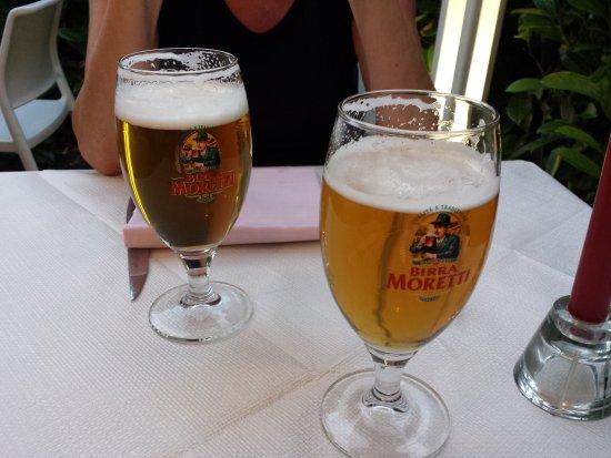 Casale sul Sile, İtalya: Birra