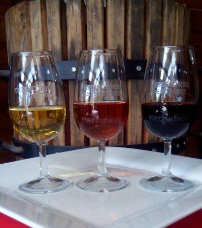 Theescombe Estate Wine Farm