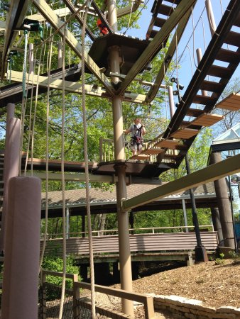Sky Trail Wisconsin Adventure Zone