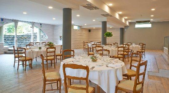 Llanars, España: Sala de banquets