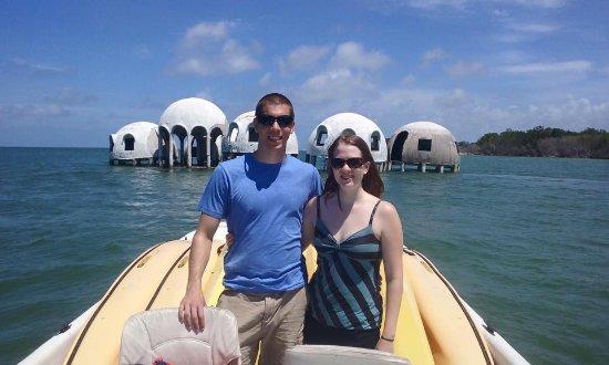 Goodland, Flórida: Cape Romano Dome Houses