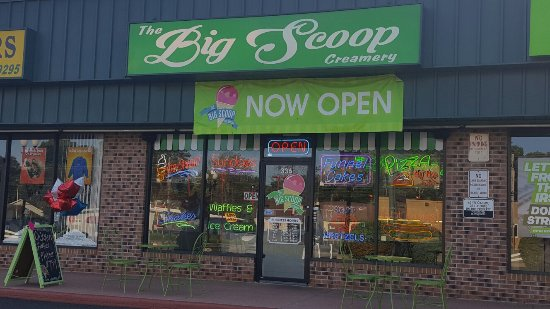 Warminster, PA: The Big Scoop Creamery