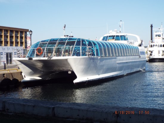 The Island Star Picture Of Kingston 1000 Islands Cruises