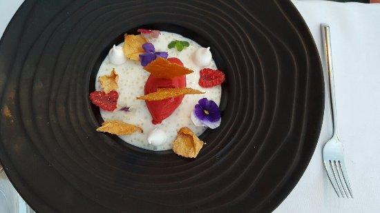 Opio, Frankrike: Les desserts