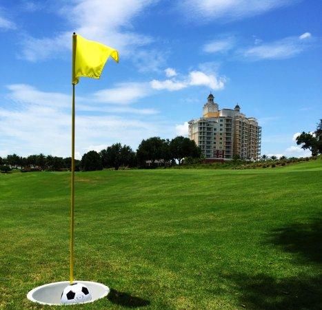 Reunion Resort of Orlando: Foot Golf