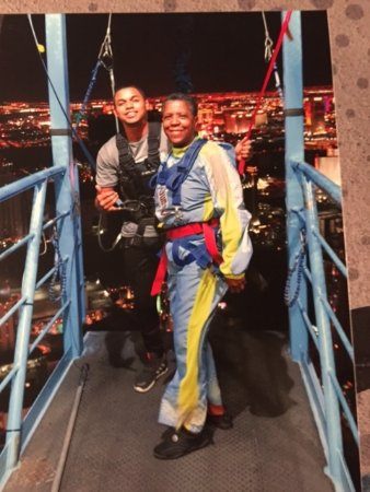 SkyJump Las Vegas: Getting ready for a thrill of a lifetime!!!