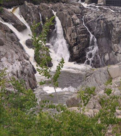 Le cascate di Grand Falls Gorge
