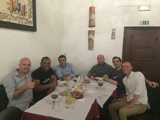 Torres Novas, Portugal: Taverna Do Avo