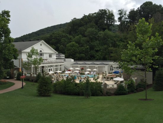 Hot Springs, VA: A delightful July week at the Homestead!