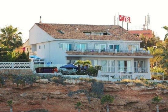 La Riviera: el htel y restaurante la riviera