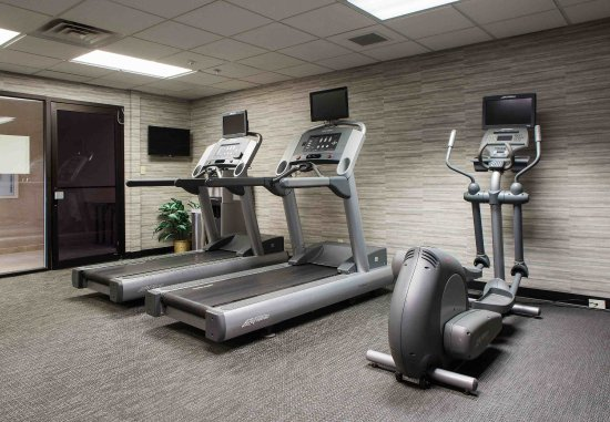 Courtyard Montgomery: Fitness Center