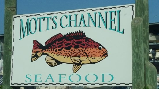 ‪Motts Channel Seafood‬