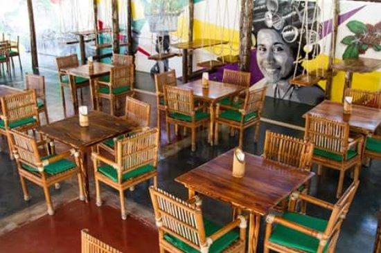 Mojito Bar: La sala interna