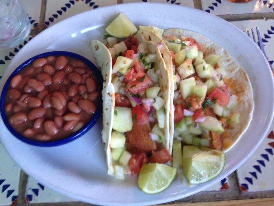 El Prado, NM: Baja Style Fish Tacos