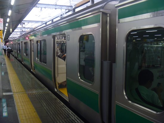 Kanto, Japan: 埼京線車輌
