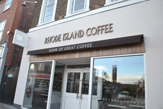 Home Of Great Coffee Picture Of Rhode Island Coffee Crewe