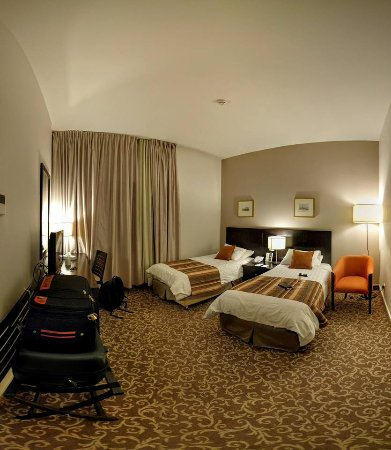 St. George Hotel Jerusalem: twin room