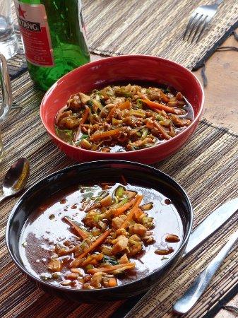Pariliana, Maison et Table d'Hotes a Bali: Cours de cuisine en Français
