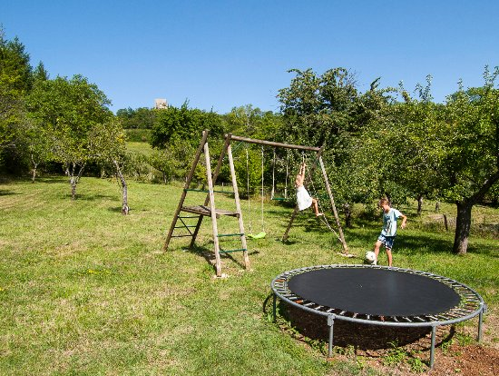 Puivert, France : Play area