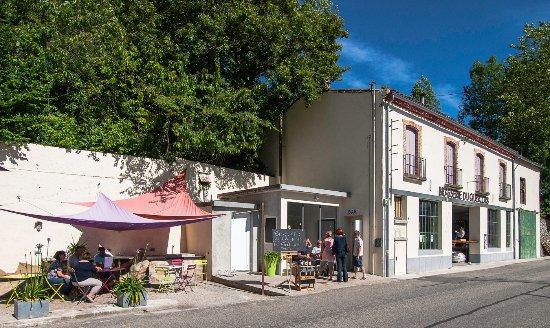 Пьивер, Франция: Brasserie du Quercorb