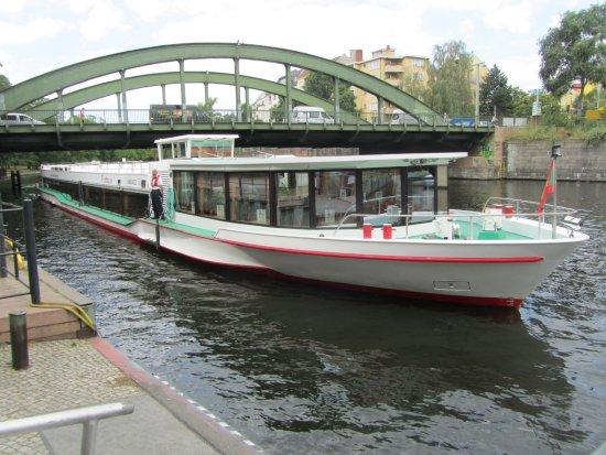 Berlin Boat Tours