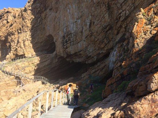 Mossel Bay, Sydafrika: Pinnacle Point Caves