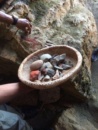 Mossel Bay, Sydafrika: Stone Age Tools