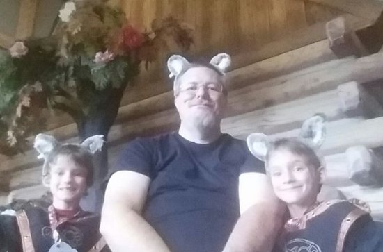 Great Wolf Lodge: Preparing to MagiQuest with Twins